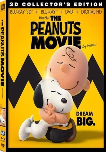 The Peanuts Movie Mkv скачать
