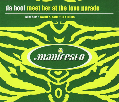 songs like meet her at the love parade Find a da hool - meet her at the love parade first pressing or reissue complete your da hool collection shop vinyl and cds.