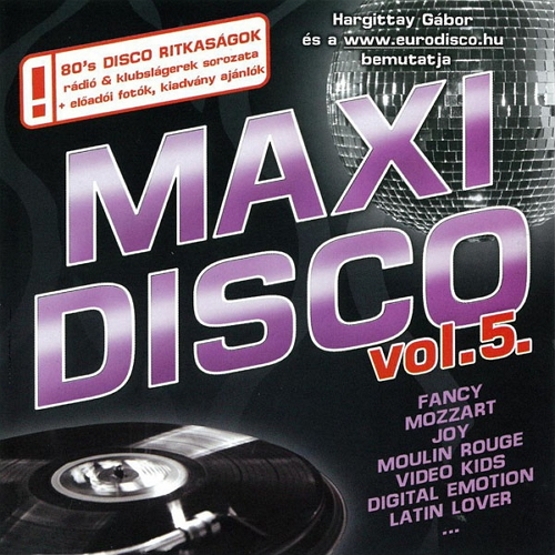 VA - Maxi Disco Vol 1-10