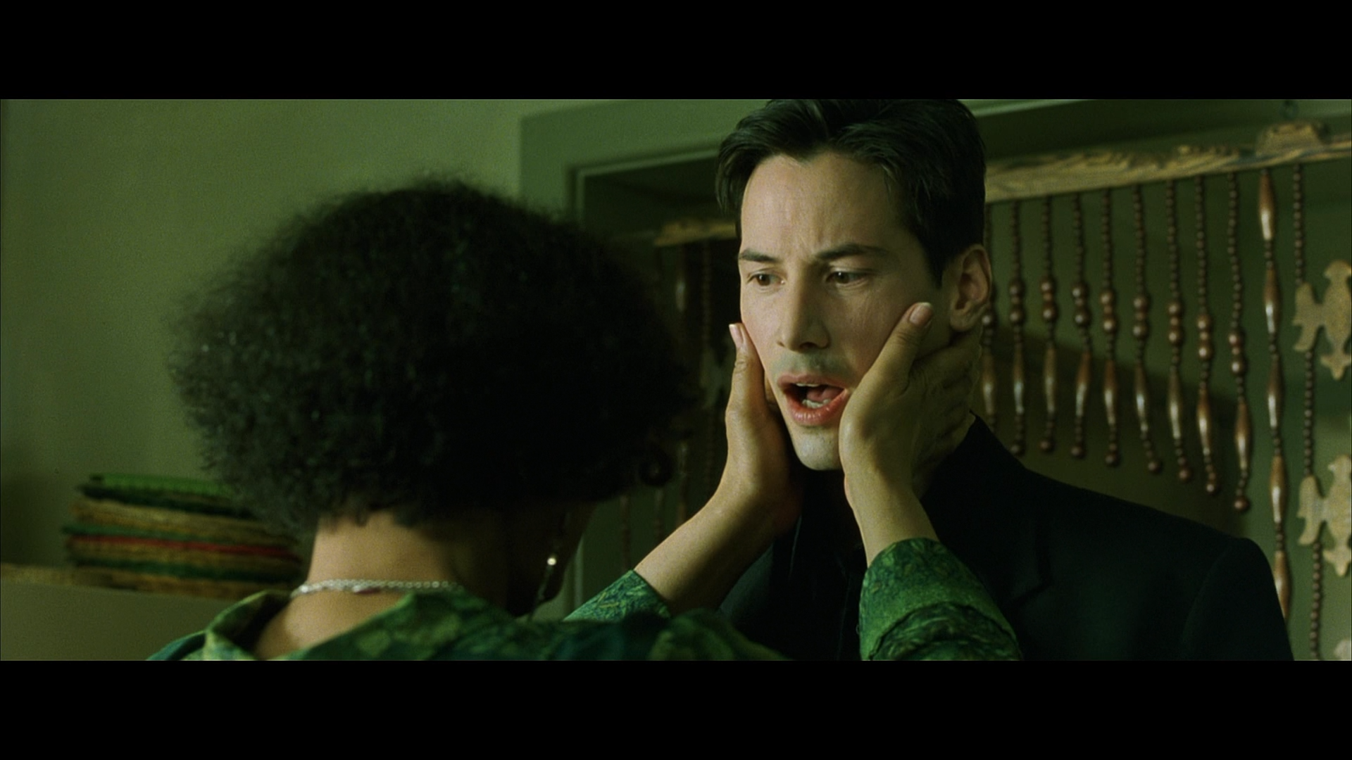 an analysis of messiah in the matrix Adam's analysis of the matrix: reloaded here are my ideas on the matrix reloaded movie a lot of people find it confusing and decided that it is only an eye-candy film simply because it is hard to understand.