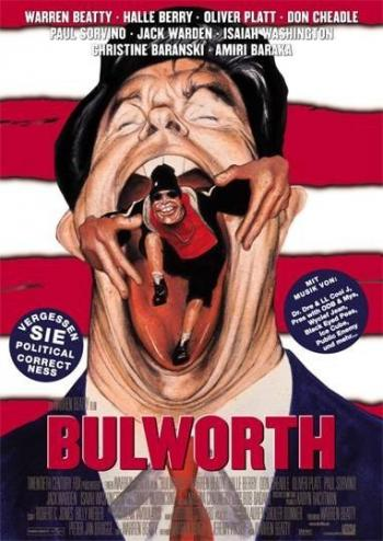 a movie review of bullworth by warren beaty