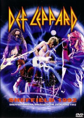 def leppard live in sheffield dvd download